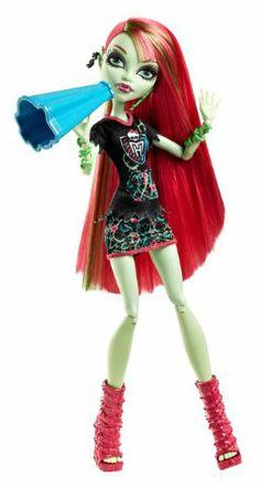Monster High Ghoul Spirit Venus McFlytrap Doll - Free Shipping