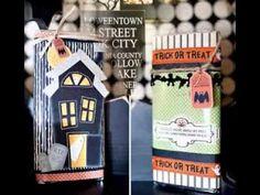 DIY halloween crafts decorations