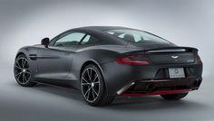 Vanquish Coupe - Aston Martin