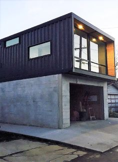 Container House - Honomobo Shipping Container Homes - Who Else Wants Simple Step-By-Step Plans To Design And Build A Container Home From Scratch? #containerhomeplans