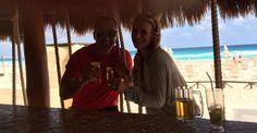 Swing-up bar!! Live AQUA, Cancun  SunLover Travel