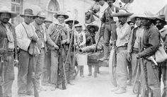 mexican revolution that was happening throughout the book (Like water for chocolate)