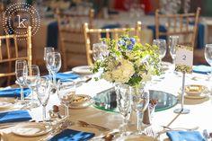 Table set up at Dutchess Manor (via Kimberly Salem Photography)