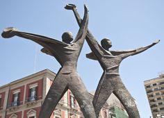 Monumento ai Marinai, Taranto. Alessandro Germano www.alessandrogermano.eu