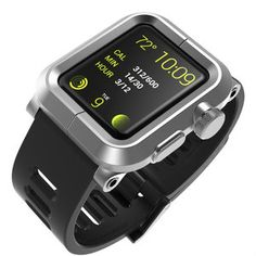 Lunatik's Waterproof Apple Watch Case