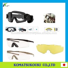 """""""Newest military tactical safety goggles """"BOOGIE REGULATOR"""", safety glasses and eyewear protector also available"""""""