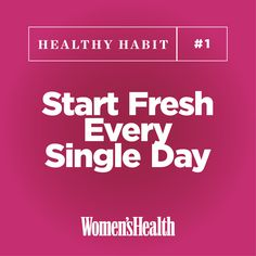 Women's Health South Africa is your go-to destination for fitness, legit nutrition advice and weight loss tips, health news, healthy recipes, and more. Healthy Habits, Healthy Recipes, Habit 1, Latest Health News, Singles Day, Weight Loss Tips, Health Tips, Health Fitness, Nutrition