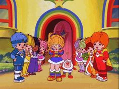 Rainbow Brite and Color Kids 10 TV shows from childhood that sound insane when trying to explain them. Loved Rainbow Brite as a kid! Cartoon Kids, Girl Cartoon, Rainbow Cartoon, Cartoon Photo, Cartoon Crazy, 90s Childhood, Childhood Memories, School Memories, Best 80s Cartoons