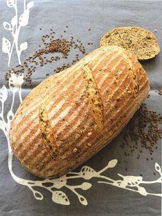 ĽANOVÝ CHLIEB NA DOBRÉ RÁNO Smoothie, Bread, Food, Eten, Smoothies, Bakeries, Meals, Breads, Diet