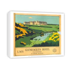 click to view Gleneagles Hotel - Perthshire LMS
