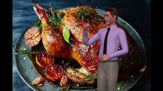 Holiday Chicken Recipes Christmas is Among the Beloved Chicken Recipes Of Many Persons Across the World. Besides Simple to Make and Great Taste, This Holiday Chicken Recipes Christmas Also Healthy Indeed. Roast Turkey Recipes, Chicken Recipes, Best Roasted Turkey, Christmas Turkey, Christmas 2015, Christmas Recipes, Christmas Drinks, Christmas Candy, Christmas Baking