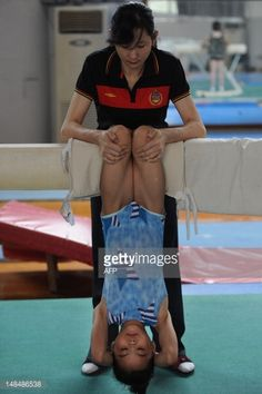 Remarkable, the chinese olympic gymnastics training