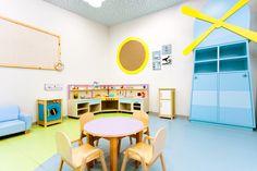 עיצוב גן ילדים - עיצוב תינוקיה - עיצוב חדר ילדים רעיונות - דנה שקד סטודיו לעיצוב   - פנים - צבעוני - שמח - חיות עץ -  בתים תינוקות - קונספט - concept -  happy - kindergarten cool design - dana shaked interior design studio - wood animals - baby room design ideas - nursery design - colorfull design