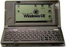 Compaq PC Companion C120 Palmtop Computer (1997)