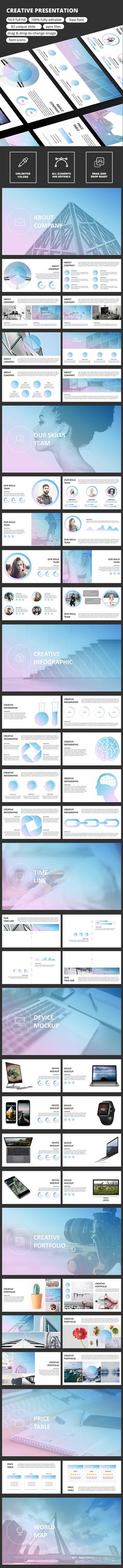 Material Keynote Presentation Template Presentation templates - Sales Presentation Template