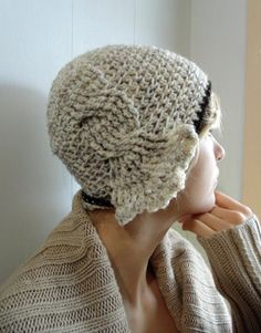 58303795e2d (4) Name   Crocheting   Madison Cabled Cloche Hat Creative Knitting