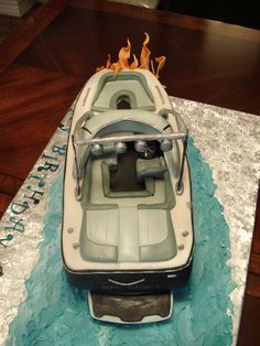 Mastercraft X45 Cake