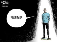 Leonard Nimoy (Spock): Beam Me Up