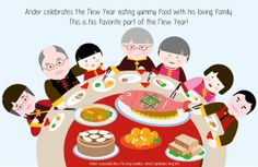 Ander's Chinese New Year  http://www.amazon.com/kindle/dp/B00I1TXWEI/ref=rdr_kindle_ext_eos_detail