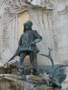 I. Mátyás magyar király Hungary, Budapest, Greek, Landscape, Statues, Art, Art Background, Scenery, Kunst