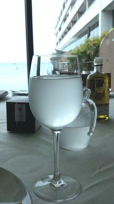 Água de Coco - 496 Grill & Bar.