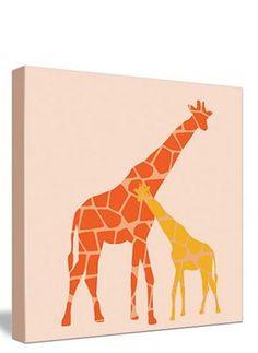 so cute for a safari themed nursery!