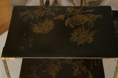 Pair Of Maison Bagues Chinoiserie Side Tables image 4