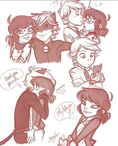 Mircalous doodles by Angiensca
