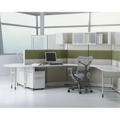 Product Images - Herman Miller Canvas 120 degree with Mirra chair