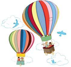 Afbeelding van Belle & Boo luchtballonnen