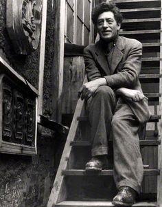 Swiss artist: Alberto Giacometti (1901 – 1966)