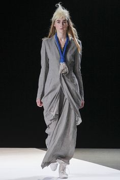 yohji yamamoto - spring 2013 ready-to-wear - paris