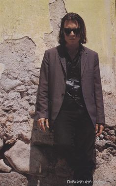 Once Upon a Time in Mexico Photo: Johnny Depp as Sands Johnny Movie, Here's Johnny, Johnny Depp Movies, John Depp, Young Johnny Depp, Columbia Pictures, Mexican Style, Movie Photo, Men Looks