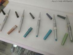 PRIVE Waterproof Double Eye Makeup Pencil