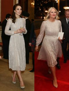 Catherine, Duchess of Cambridge & Princess Mette-Marit of Norwaycountryliving