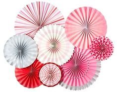 Items similar to Valentine Party Fans - Party Paper Fans - Pink and Red Party Decor - Paper Lollies - Photo Backdrop - Birthday Party -Wedding Backdrop on Etsy Valentines Day Decorations, Valentines Day Party, Be My Valentine, Valentines Day Photos, Valentine Banner, Valentine Theme, Birthday Decorations, Wedding Decorations, Valentinstag Party