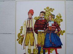 swedish costume