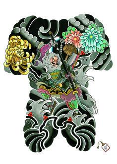 Benkei.jpg (1179×1650)