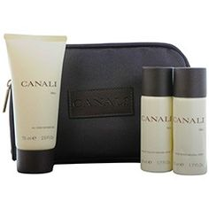 Canali Set (Eau de Toilette Spray Can and Aftershave Spray Can and Shower Gel and Toiletry Bag) Spray Can, Orange Blossom, After Shave, Toiletry Bag, Male Beauty, Shower Gel, Mens Gift Sets, Fragrance, Skin Care