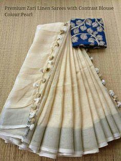 Linen with kalamkari bp