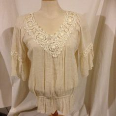 Available @ TrendTrunk.com Unknown Brand Tops. By Unknown Brand. Only $28.00!
