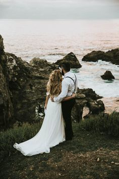 Dream elopement destination: Big Sur, California | Image by Krista Ashley Photography