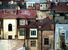St. Petersburg roofs by sToniA on deviantART