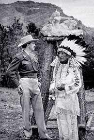 Sculptor Korczak Ziolkowski and Lakota Chief Henry Standing Bear officially started Crazy Horse Memorial June 3, 1948. South Dakota