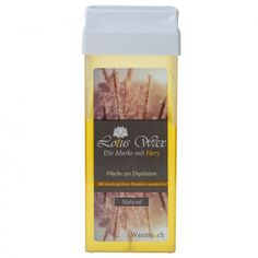 Wachspatrone Natur Lotus-Wax - WACHSE waxing.ch Lotus, Hair Removal, Wax, Dry Skin, Lotus Flower, Lily