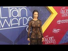 Draya Michele 2016 Soul Train Awards Red Carpet