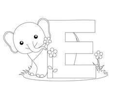 Printable Alphabet Coloring Pages Collection. Well, what do you think about alphabet coloring pages? Before recognizing it more, let's check what alphabet is! Letter A Coloring Pages, Coloring Letters, Preschool Coloring Pages, Cool Coloring Pages, Cartoon Coloring Pages, Christmas Coloring Pages, Animal Coloring Pages, Free Printable Coloring Pages, Adult Coloring Pages