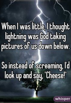 """<b>""""I used to think avocados were dinosaur eggs.""""</b> These silly kid confessions come from the secret-sharing app <a href=""""http://go.redirectingat.com?id=74679X1524629&sref=https%3A%2F%2Fwww.buzzfeed.com%2Ferinchack%2Fridiculously-funny-examples-of-kid-logic&url=http%3A%2F%2Fbit.ly%2F1m4z4sG&xcust=3115573%7CBFLITE&xs=1"""" target=""""_blank"""">Whisper</a>."""