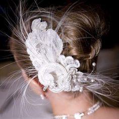 Do It Yourself Weddings: Wedding Headpieces or Fascinators