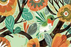 ilustración de Meg Hunt